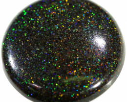 17 CTS FAIRY OPAL MULTI COLOURS 25 mm --CALIBRATED [REL38]