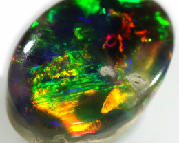 1.17 CTS POLISHED OPAL SPECIMEN  FROM LIGHTNING RIDGE [LRO432]