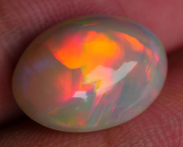 5.15 CRT BEAUTY MILKY ROLLING FLASH 3D RED FIRE PLAY COLOR WELO OPAL-