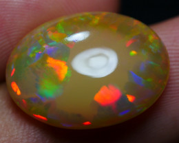 6.70 CRT WONDERFUL DARK BASE 3D PRISM WELO CHAFF PATTERN WELO OPAL-