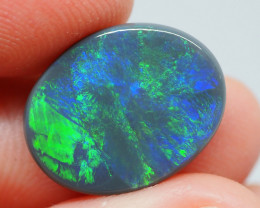 5.53CT Black Opal  Lightning Ridge CDM