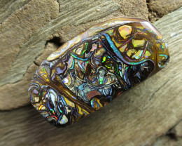 "19cts,""BOULDER MATRIX OPAL~AMAZING GEM!!"""