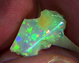 4.10 cts Ethiopian Welo MICROPUZZLE PINFIRE opal N7 4,5/5