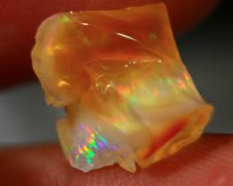 NR   Cts  7.30    FC 418   Rough Ethiopian Wello Opal      Gem Grade