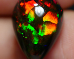 6.65 CRT BEAUTY SMOKED ROLLING FALSH FLORAL PLAY COLOR WELO OPAL-