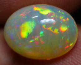 3.75 CRT WONDERFUL PRISM RAINBOW PLAY MULTICOLOR WELO OPAL-