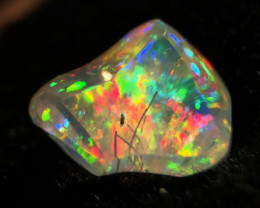 TOP quality Mexican 2ct Crystal Opal (OM)