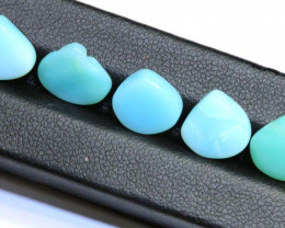 11- CTS POTCH OPAL BEADS (PARCEL) DRILLED  LO-4929