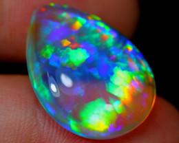 10.70cts Ethiopian Welo Solid Polished Opal /04