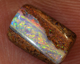 1.4ct 8x5mm Crystal Pipe Boulder Opal  [LOB-2436]