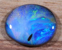 4.25ct -- INDIGO MILK CAP--Koroit Boulder Opal [20805]