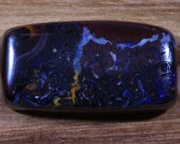 21.00ct -BLUE FIREWORKS-Koroit Boulder Opal [20817]