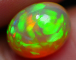 1.75 CRT DRAK BASE CRYSTAL 5/5 3D RAINBOW FLORAL MULTYCOLOR WELO OPAL