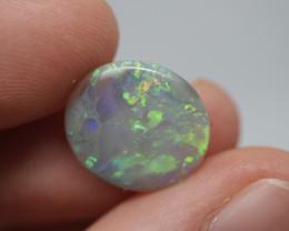 2.80CT Dark Opal Lightning Ridge AF15