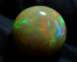 4ct Natural  Multicoloured Fire Opal