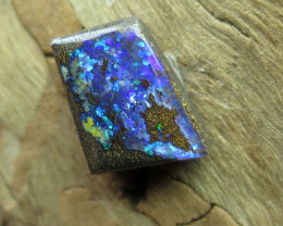 "11cts, ""BOULDER OPAL~FROM OUR MINES"""