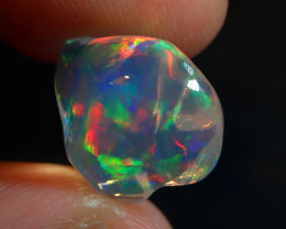 7.68ct Mexican  Water Fire Opal