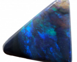 1.40CT BLACK OPAL FROM LIGHTNING RIDGE RE417