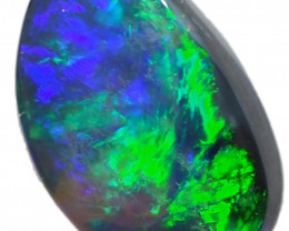 1.25CT BLACK OPAL FROM LIGHTNING RIDGE RE421