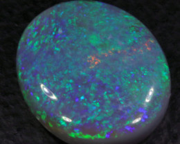 FREE SHIPPING  3.58 CTS  BLACK OPAL FROM LR
