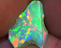 4.45 cts Ethiopian Welo PUZZLE opal N7 4,5/5
