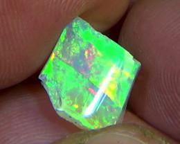 4.50 cts Ethiopian Welo CIRRUS RIBBON opal N7 4,5/5