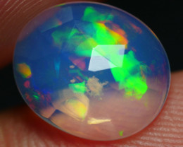 1.75 CRT BEAUTY FACETED ROLLING FLASH WELO CHAFF PLAY COLOR WELO OPAL*