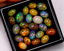 15.81cts Mix Size Ethiopian Welo Opal Lot Parcel / 05