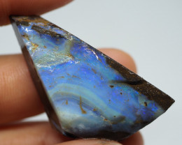 84.25CT ROUGH QUEENSLAND BOULDER OPAL  PJ73