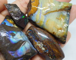 502.15CT ROUGH QUEENSLAND BOULDER OPAL  PJ82