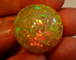 68ct Ethiopian Welo Opal mesmerizing Crystal Specimen