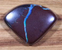 22.30ct -DOWN CAME THE JUMBUCK' Boulder Opal [20891]