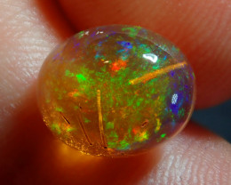 2.41ct Mexican  Mango  Multicoloured Fire Opal