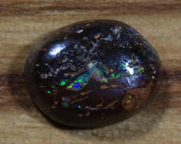 2.05ct -Melopsittacus undulatus- Koroit Boulder Opal [20970]