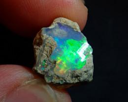 5.94  Cutting Rough Solid  Ethiopian Welo Opal