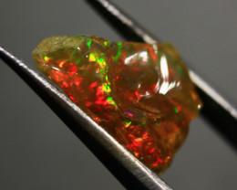 NR   Cts  1.80    FC 502   Rough Ethiopian Wello Opal      Gem Grade