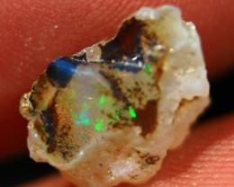 NR   Ct.  2.50     FC 454   Rough Ethiopian Wello Opal      Gem Grade