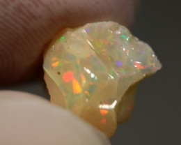 NR   Ct.  2.80    FC 459   Rough  Ethiopian Wello Opal      Gem Grade