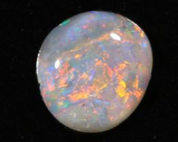 0.40ct -A FLOWER-FILLED MEADOW-Lightning Ridge Opal [21028]