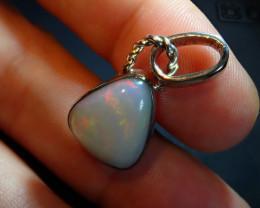 Lovely Welo Opal .925 Sterling Pendant