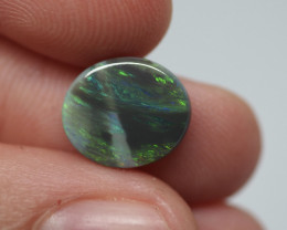 2.48CT Black Opal  Lightning Ridge  AH28