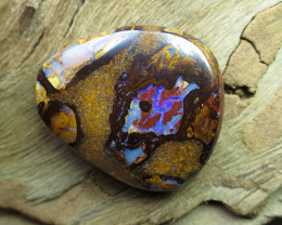 "48cts,""BOULDER MATRIX OPAL~WHOLESALE!"""