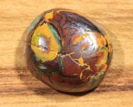 3.45ct-AUSTRALIA'S FLORA & FAUNA- Koroit Opal [21083]