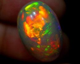 13.36cts Natural Ethiopian Welo BIG SIZE Opal /FH40