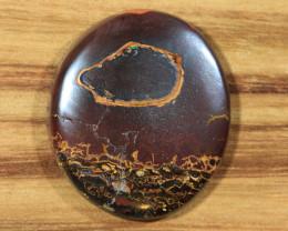 30.40ct  - FULL MOON VOLCANO- Koroit Boulder Opal [21084]