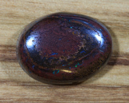14.65ct -FOOTY ON THE OVAL- Koroit Boulder Opal [21090]