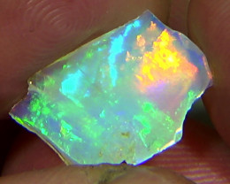 3.00 cts Ethiopian Welo CHAFF opal N7 4/5
