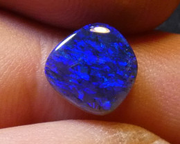 1.8ct Black Opal Lightning Ridge