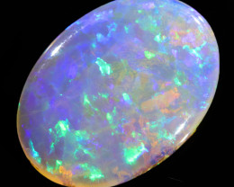 3.45 CTS CRYSTAL NATURAL PIPE OPAL S1090
