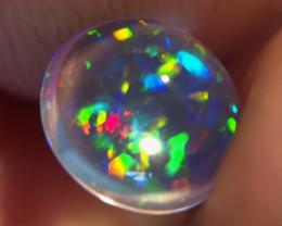 Gem Quality - Mexican 0.855ct Crystal Opal (OM)